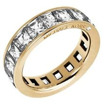 マイケルコースMichael Kors WIDE PAVED ETERNITY RING指輪