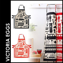 Victoria Eggs(ヴィクトリアエッグス) エプロン ★3-7日着/追跡付【即発送・Victoria Eggs】AIRFIX LONDON APRON