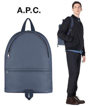 France from A.P.C. popular Alexandre backpack Marin