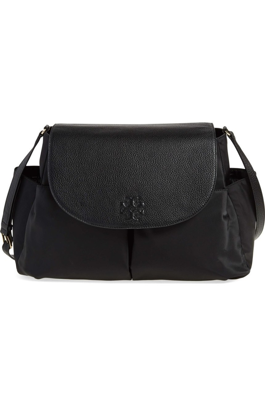 セール!トリーバーチ THEA NYLON MESSENGER BABY BAG