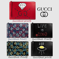 *GUCCI* GucciGhost グッチ ゴースト ポーチ 445597 5種類