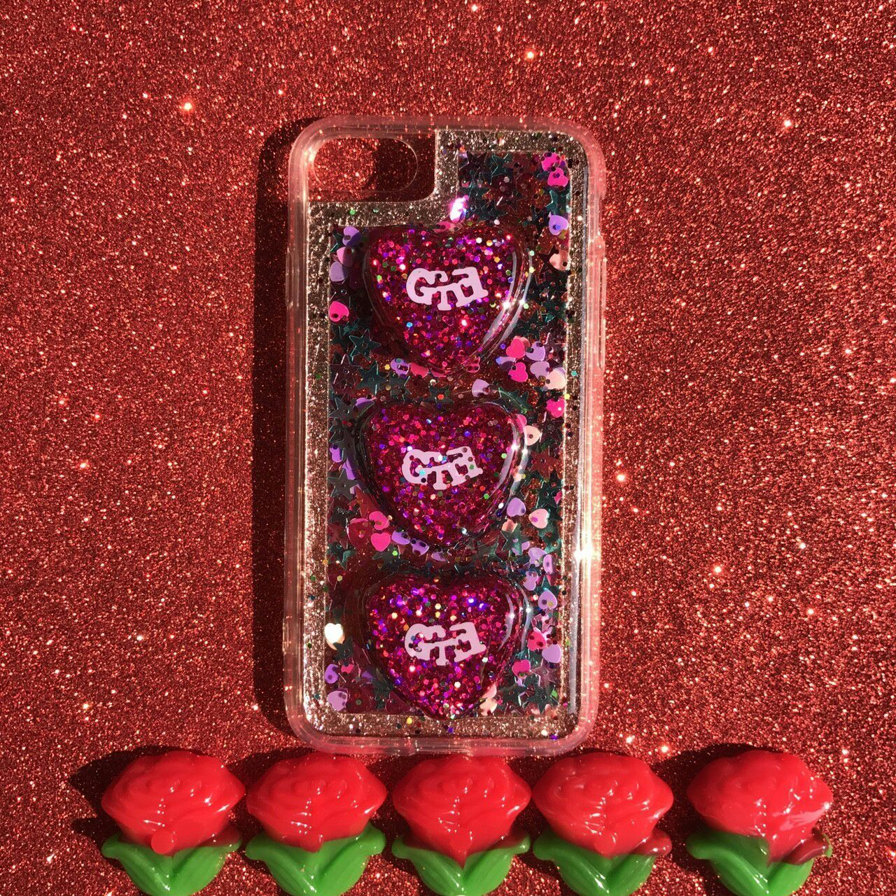 ★xmagic★エックスマジック★Valentine SP Case★GirlGirlGirl