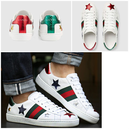 Sneakers GUCCI SS17 Ace low-top