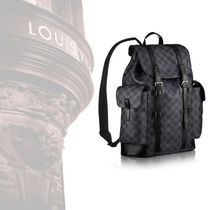 Louis Vuitton*CHRISTOPHER PM*ダミエ・グラフィット