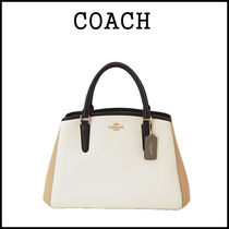 【即発★3-5日着】COACH★ SMALL MARGOT CARRYALL★F57497★2way