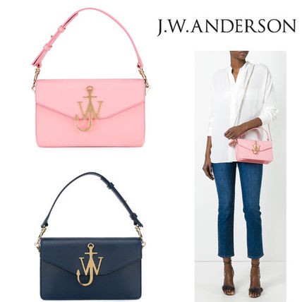 2017 SS J.W.Anderson logo 2-way with strap when bag