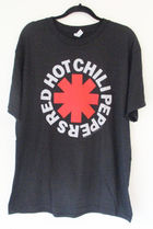 Red Hot Chili Peppers ライセンスTシャツ黒S-XL