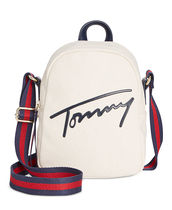 追尾/関税込Tommy Hilfiger Tommy Script Mini Crossbody
