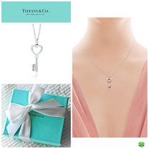 新作★ Tiffany & Co ティファニー★Heart Key Pendant