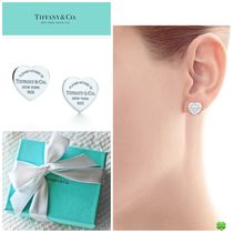 定番★ Tiffany & Co ティファニー★Mini Heart Tag Earrings