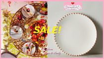 最終SALE☆即納*関送込【Anthro】Pearl-Drop Side Plate 1枚