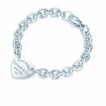 新作★ Tiffany & Co ティファニー★Heart Tag Bracelet