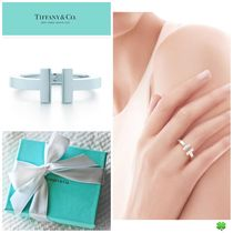 新作★ Tiffany & Co ティファニー★Square Ring