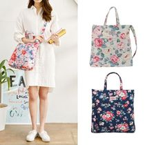 ◆Cath Kidston◆ DOUBLE HANDLE COTTON BAG 3色