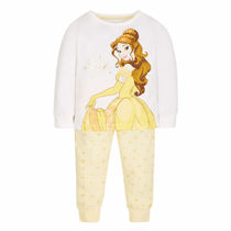 mothercare(マザーケア) 下着・肌着・パジャマ 【mothercare】美女と野獣 プリンセスベルパジャマ  18m-3y