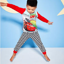 mothercare(マザーケア) 下着・肌着・パジャマ 【mothercare】Disney  カーズ プリントパジャマ  3-7y