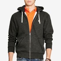 POLO Ralph Lauren Cotton-Blend 裏起毛 FULL-ZIP パーカー