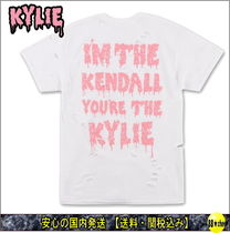 The Kylie Shop(ザ カイリーショップ) Tシャツ・カットソー KylieJenner カイリージェンナー KENDALL & KYLIE Tシャツ