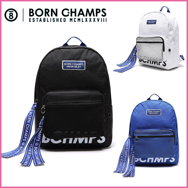 【Born Champs】正規品★EXOチャニョル着用UNION OBJET BACKPACK