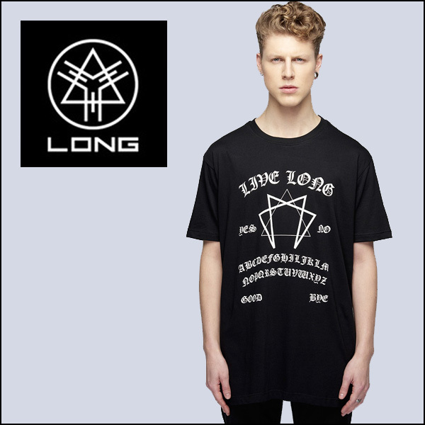 LONG CLOTHING   Ouija (B)  トップス Tシャツ