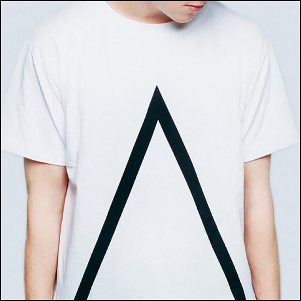 LONG CLOTHING   Prism (W)   Tシャツ トップス