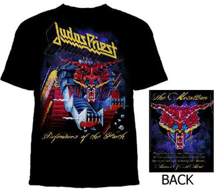 "Tシャツ・カットソー Judas Priest ""Defenders of the Faith""(M)"