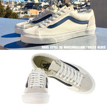 VANS★STYLE 36★25.5~28cm★MARSHMALLOW/DRESS BLUES