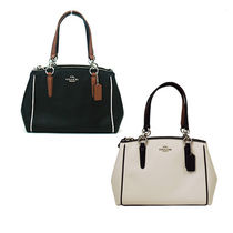 【即発◆3-5日着】COACH◆MINI CHRISTIE 2wayバッグ◆F57487