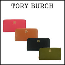 【即発★3-5日着】TORY BURCH★ROBINSON Zip Wallet★長財布★