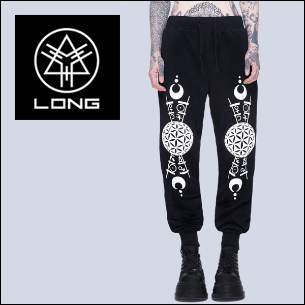 LONG CLOTHING Long x Grace Neutral: Joggers  パンツ レギンス
