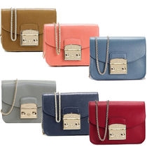 フルラ ショルダーバッグ METROPOLIS MINI POCHETTE CROSS BGZ7