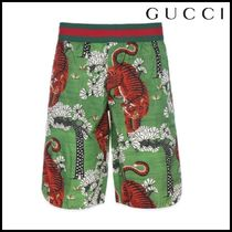 RUNWAY★GUCCI(グッチ)★Bengal swimshorts★