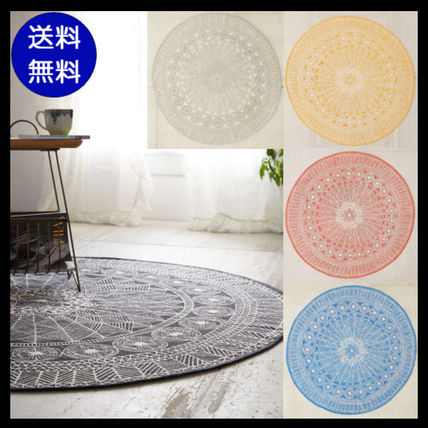 popular Urban Outfitters-trendy round rugs
