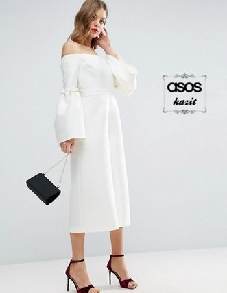 * ASOS * * OFF flat sleeve jumpsuits/w