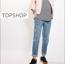 【TOP SHOP】MATERNITY Mom Jeans