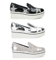 【関税負担】 STELLA MCCARTNEY STARS SLIP-ON