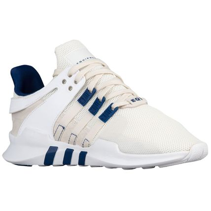 ADIDAS EQT SUPPORT ADV GS CHALK WHITE 22-25cm 送料無料