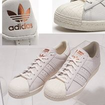 ADIDAS ORIGINALS☆SUPERSTAR 80s W ゴールド BB2715