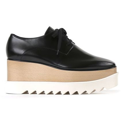 【関税負担】 STELLA MCCARTNEY 17SS ELYSE LACE-UP SHOES