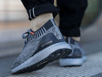 メンズ アディダス Ultra Boost Uncaged Running GRY