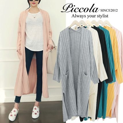 ♦ PICCOLA ♦ spring trends long knit gown