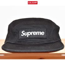 LA立ち上げより入荷!Supreme SS17 Military Camp cap/Blk