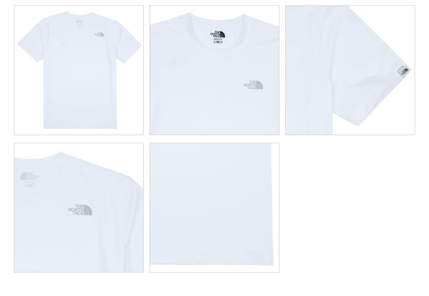 THE NORTH FACE (ザノースフェイス) ★ LINDEN S/S R/TEE  6色