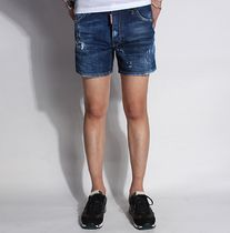 【関税負担】 D SQUARED2 17SS DENIM SHORTS