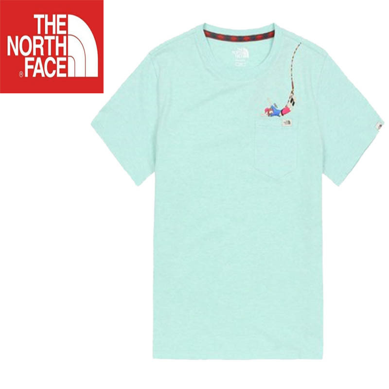 THE NORTH FACE (ザノースフェイス) ★ AMITO S/S R/TEE 5色