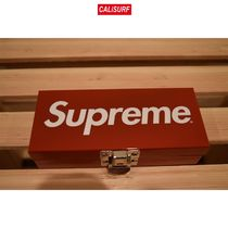 Supreme(シュプリーム)SS17 SMALL  METAL STORAGE BOX