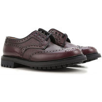Leather Brogue ウイングチップ