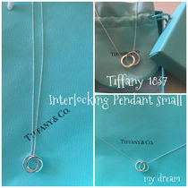 【Tiffany & Co】 Tiffany1837  Interlocking Circles ,small