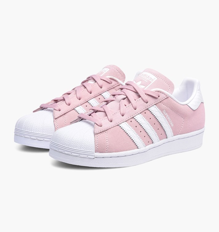 adidas Low-Top ADIDAS SUPERSTAR W PINK pink sneakers 2