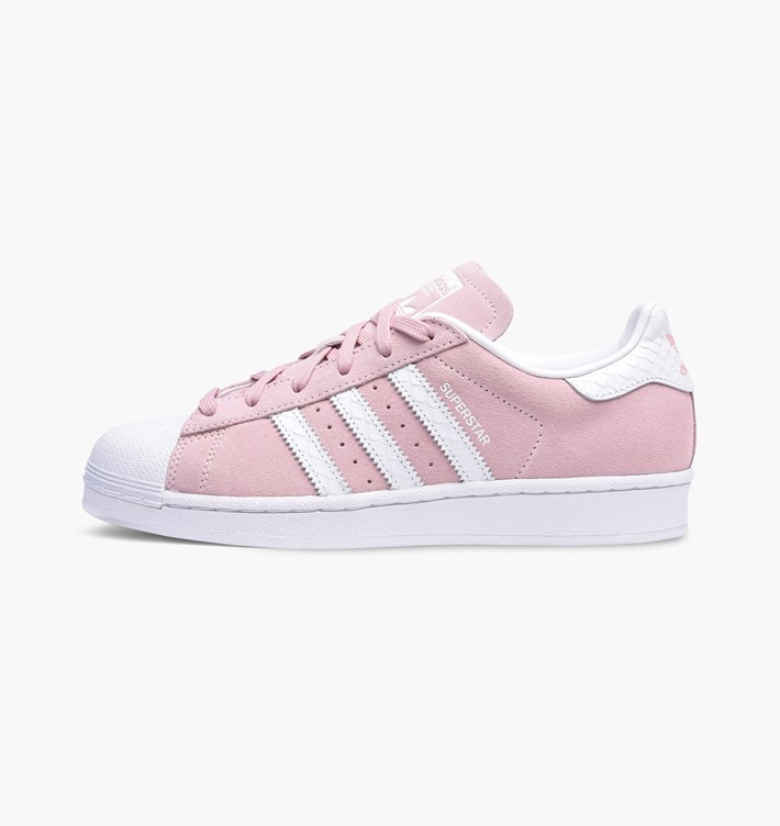 adidas Low-Top ADIDAS SUPERSTAR W PINK pink sneakers 3